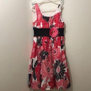 Girls summer dress size 10